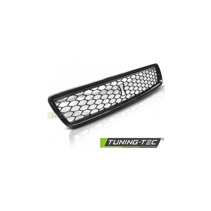 Grill Audi A4 B5 Rs Type 1194 0900 Black Cardesign Tom